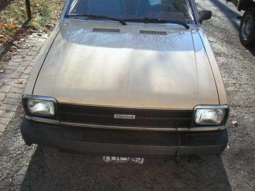 Photo Image Gallery & Touchup Paint: Toyota Tercel in Beige    (489)  YEARS: 1980-1980
