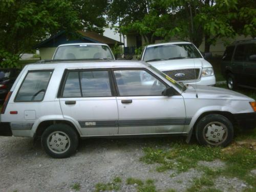 Photo Image Gallery & Touchup Paint: Toyota Tercel in Silver Metallic   (147)  YEARS: 1983-1986