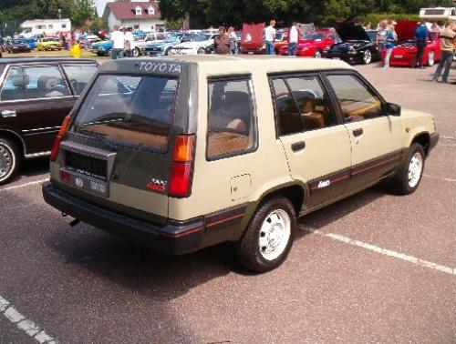 Photo Image Gallery & Touchup Paint: Toyota Tercel in Topaz Brown   (2R7)  YEARS: 1984-1984