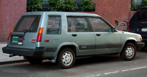Photo Image Gallery & Touchup Paint: Toyota Tercel in Light Green Metallic  (6G5)  YEARS: 1984-1985