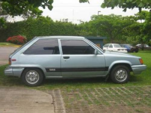 Photo Image Gallery & Touchup Paint: Toyota Tercel in Light Blue Metallic  (8C7)  YEARS: 1986-1986