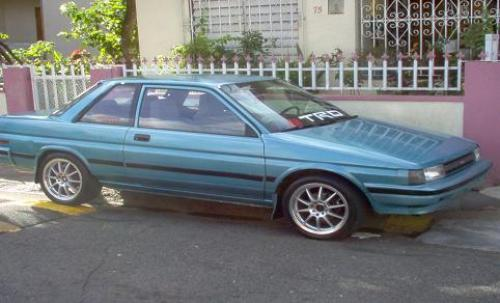 Photo Image Gallery & Touchup Paint: Toyota Tercel in Teal Metallic   (741)  YEARS: 1989-1990