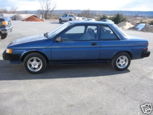 Photo Image Gallery & Touchup Paint: Toyota Tercel in Regatta Blue Pearl  (8G1)  YEARS: 1989-1990