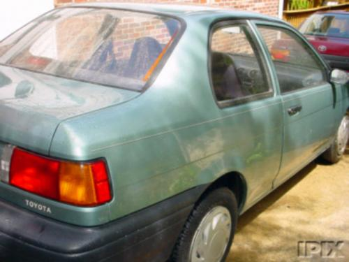 Photo Image Gallery & Touchup Paint: Toyota Tercel in Frosted Mint Metallic  (6M9)  YEARS: 1993-1994