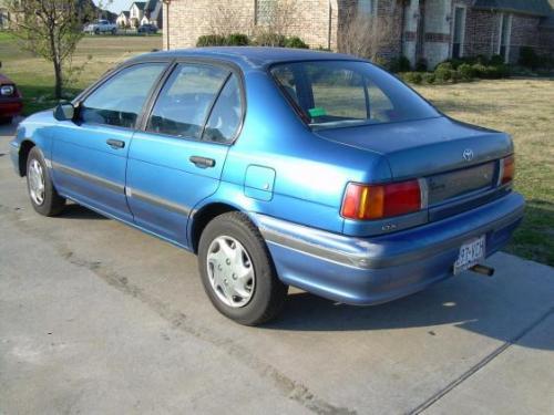 Photo Image Gallery  U0026 Touchup Paint  Toyota Tercel In Dark Blue Metallic  8j1