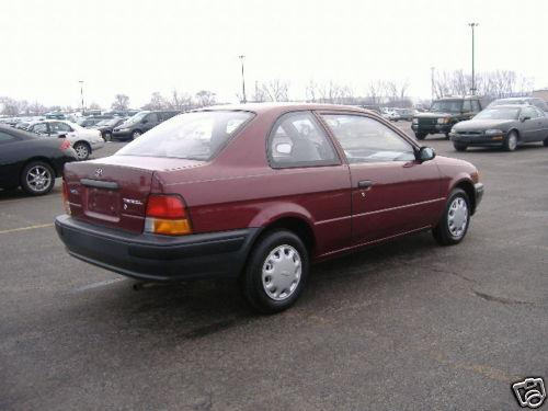 photo image gallery touchup paint toyota tercel in ruby pearl 3l3 toyotareference