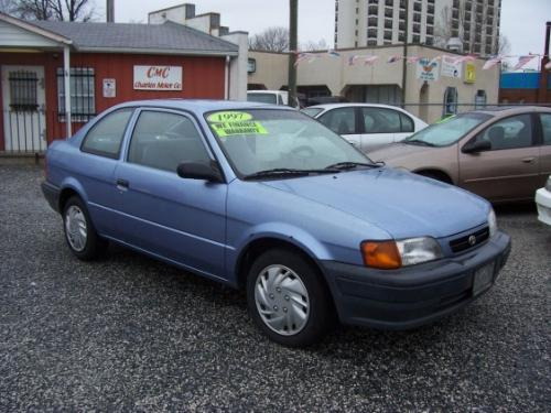 Photo Image Gallery & Touchup Paint: Toyota Tercel in Orchid Blue Pearl  (8K1)  YEARS: 1997-1997