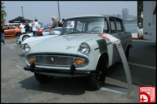 Photo Image Gallery & Touchup Paint: Toyota Tiara in Twilight Gray   (T433)  YEARS: 1960-1965
