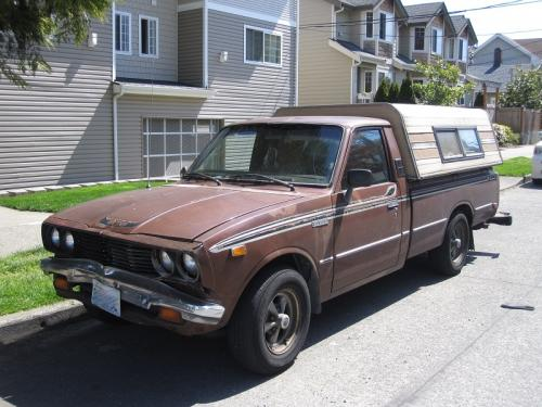 Photo Image Gallery & Touchup Paint: Toyota Truck in Pueblo Brown   (415)  YEARS: 1975-1976