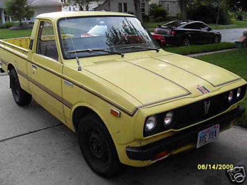 Photo Image Gallery & Touchup Paint: Toyota Truck in Yellow    (541)  YEARS: 1975-1978