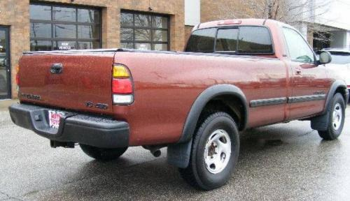 toyota tundra Photo Example of Paint Code 4P6
