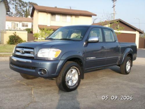 Toyota Tundra Blue Steel Metallic Paint