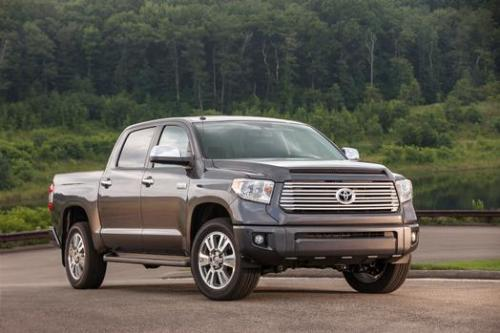 Photo Image Gallery & Touchup Paint: Toyota Tundra in Magnetic Gray Metallic  (1G3)  YEARS: 2014-2018