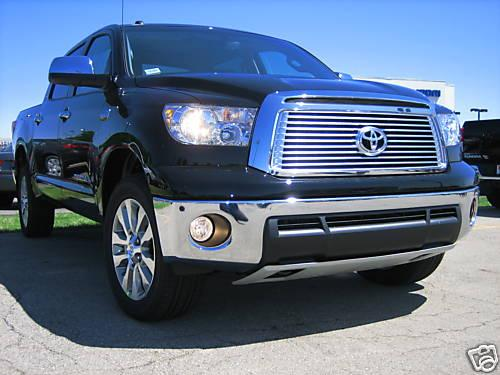 Photo Image Gallery & Touchup Paint: Toyota Tundra in Black    (202)  YEARS: 2007-2013