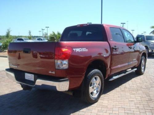 Photo Image Gallery & Touchup Paint: Toyota Tundra in Salsa Red Pearl  (3Q3)  YEARS: 2007-2010