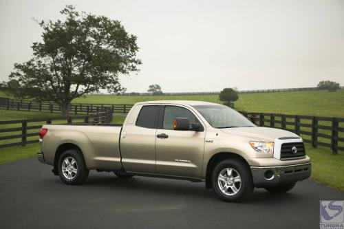 Photo Image Gallery & Touchup Paint: Toyota Tundra in Desert Sand Mica  (4Q2)  YEARS: 2007-2009