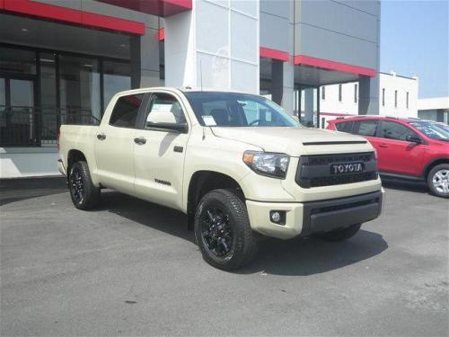 Photo Image Gallery & Touchup Paint: Toyota Tundra in Quicksand    (4V6)  YEARS: 2017-2017