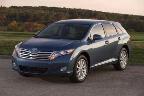 Photo Image Gallery & Touchup Paint: Toyota Venza in Tropical Sea Metallic  (8U6)  YEARS: 2009-2012