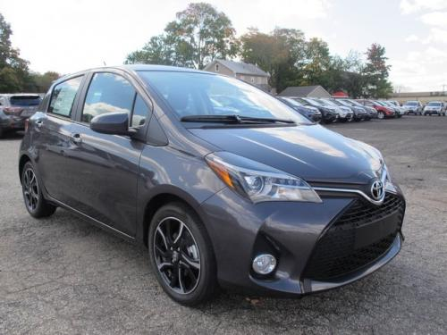 Photo Image Gallery & Touchup Paint: Toyota Yaris in Magnetic Gray Metallic  (1G3)  YEARS: 2012-2017