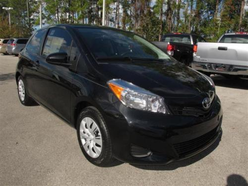 Photo Image Gallery & Touchup Paint: Toyota Yaris in Black Sand Pearl  (209)  YEARS: 2012-2017