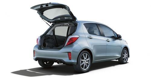 Photo Image Gallery & Touchup Paint: Toyota Yaris in Wave Line Pearl  (8S7)  YEARS: 2012-2014