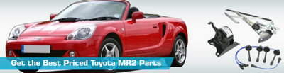 Toyota MR2 Parts at Partsgeek